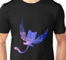 Galaxy Fairy Tail Happy Design Unisex T-Shirt