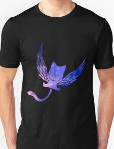 Galaxy Fairy Tail Happy Design T-Shirt