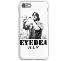 R.I.P Eyedea Forever iPhone Case/Skin
