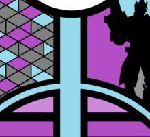 Titan Crest Sticker