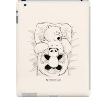 My Own Snow Angel iPad Case/Skin