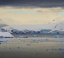 Antarctica by John Dalkin