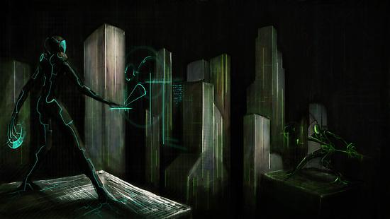 Virtual Gaming by Adam Howie