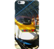 Eurostar Train iPhone Case/Skin