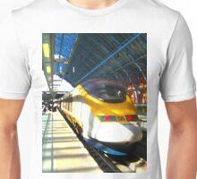 Eurostar Train Unisex T-Shirt