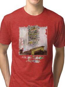 Eyedea (by the throat) Tri-blend T-Shirt