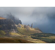The Storr Photographic Print