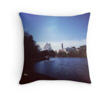 Nottingham University Throw Pillow