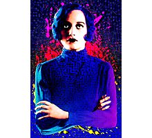 Joan Crawford, The digital Taxi Dancer Photographic Print
