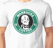 Warbucks Coffee Unisex T-Shirt