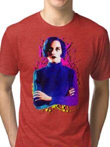 Joan Crawford, The digital Taxi Dancer Tri-blend T-Shirt