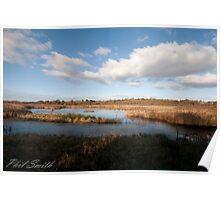 Stodmarsh Nature Reserve Poster
