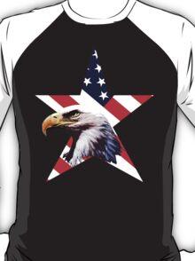 american star the Bald eagle T-Shirt