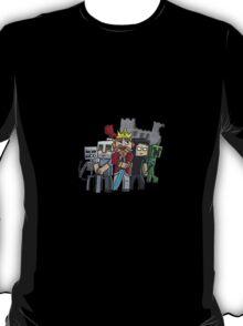 Fallen Kingdom Minecraft T-Shirt