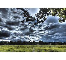 English Landscape Photographic Print