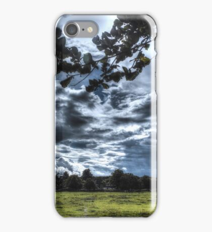 English Landscape iPhone Case/Skin