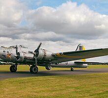 Boeing B-17G 44-85734/DJ-O N390TH by Colin Smedley