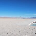 Salt Flats by DAJPowell