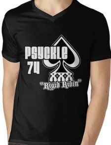 Psyckle tee Mens V-Neck T-Shirt