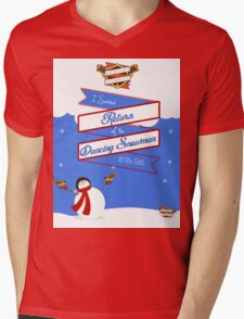 Rhul HvZ // Return of the Dancing Snowman | 19/01/2013 T-Shirt