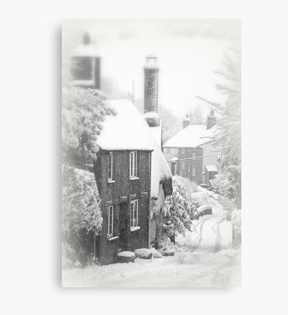 Snow Wonderful! Canvas Print