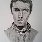 Liam Gallagher by lee gordon