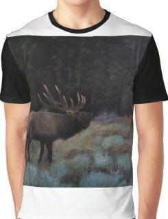 Evening Bugle Graphic T-Shirt