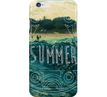 Summer iPhone Case/Skin