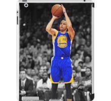 Stephen Curry MVP iPad Case/Skin
