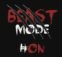 Beast Mode #ON by IgnaceAleya