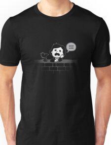 Never More! Unisex T-Shirt