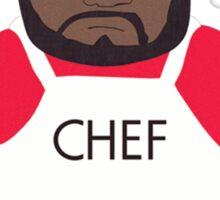 Chef (South Park) Sticker