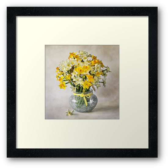 Spring Narcissus by Jacky Parker