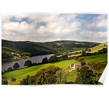 Derwent Edge, Grindle Barns Poster