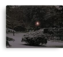 Is This Narnia? Canvas Print