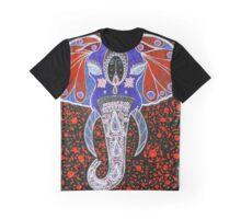 Majestic Elephant Graphic T-Shirt