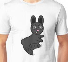 Grumpy Bunny Kung Fu Master Unisex T-Shirt