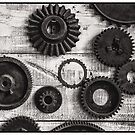 """Cogs And Gears"" by Bob Adams"