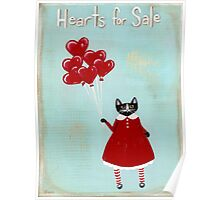 Hearts for Sale  Poster