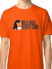 Mr. Flibble is very cross Classic T-Shirt