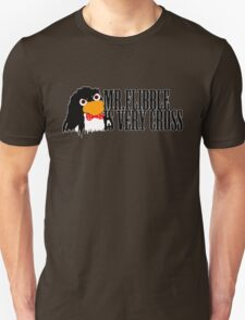 Mr. Flibble is very cross Unisex T-Shirt