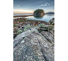 Bennett Bay Point South Photographic Print