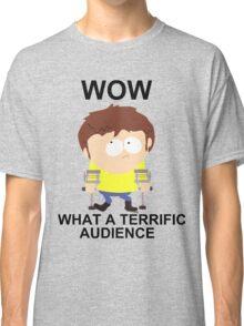 Jimmy - South Park (terrific audience) Classic T-Shirt