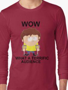 Jimmy - South Park (terrific audience) Long Sleeve T-Shirt