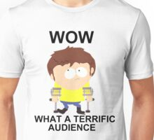 Jimmy - South Park (terrific audience) Unisex T-Shirt