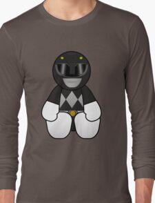 Black Power Ranger Pal Long Sleeve T-Shirt