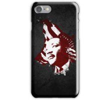 Martin Luther King, Jr. (flag) iPhone Case/Skin
