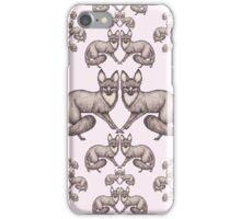 Bat Eared Fox iPhone Case/Skin