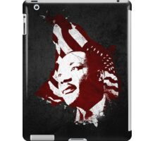 Martin Luther King, Jr. (flag) iPad Case/Skin