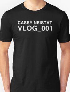 CASEY NEISTAT VLOG_001 (White) - Casey Neistat T-Shirt
